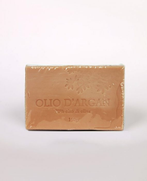 Care Soap con Argan e Argilla Rossa