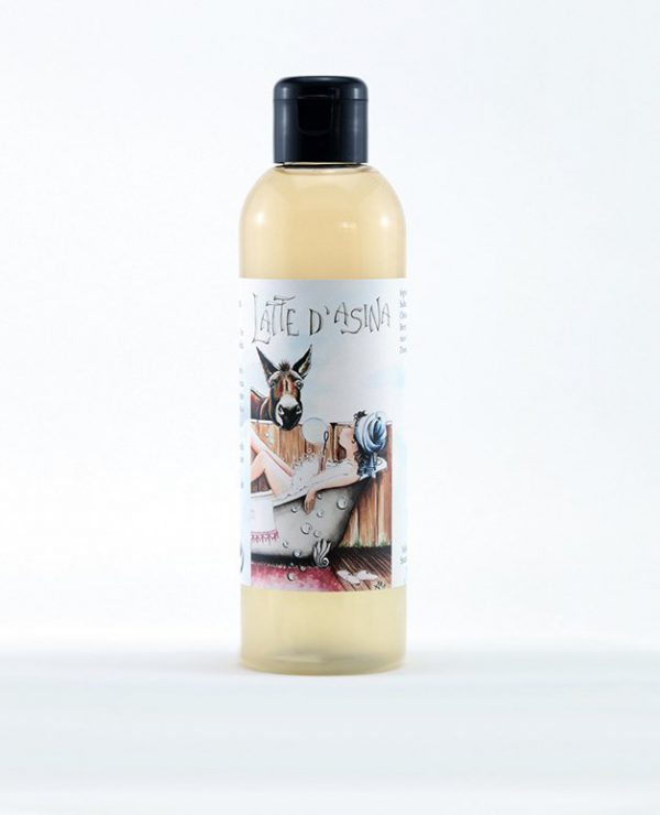 Shampoo al Latte d'Asina
