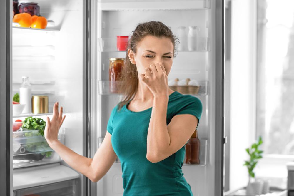 cattivi odori nel frigorifero